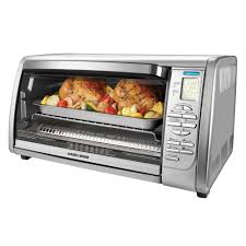 Toaster Oven Under Counter Mount Black Decker 6 Slice Digital Convection Toaster Oven In Stainless
