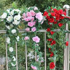 Wedding Trellis Flowers Compare Prices On Wedding Vine Flowers Online Shopping Buy Low