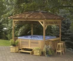 image detail for tub gazebo garden patio designs uk hage