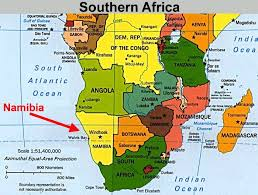africa map maps south africa