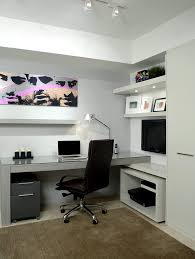 21 contemporary gray home office designs decorating ideas