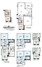 new home construction floor plans sea cliff ii in rancho penasquitos san diego ca new home floor
