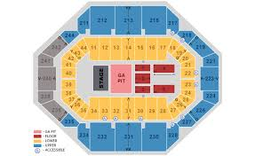Winter Garden Seating Chart - rupp arena lexington tickets schedule seating chart directions