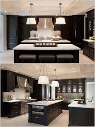 two island kitchen island kitchen the symmetry darker than i prefer but
