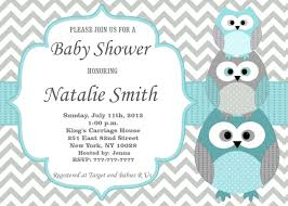 Baby Shower Invitation Cards Baby Shower Invitations Owl Theme Theruntime Com