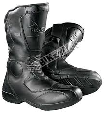 nike motocross boot pro biker speed motorcycle sports racing riding boots black