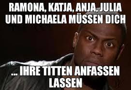 Michaela Meme - ramona katja anja julia und michaela müssen dich ihre titten
