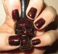 cha cha cakes nails blackheart beautiful revenge nail polish