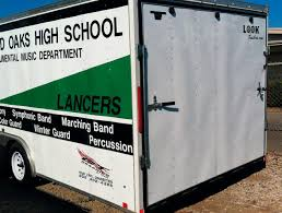 Seeking Trailer Tohs Band Selling Ad Space On Trailer Thousand Oaks Acorn