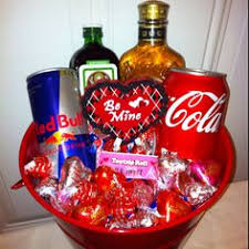 valentines baskets basket valentines day ideas