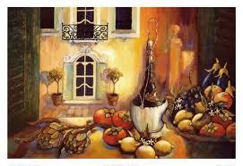 cuisine toscane cuisine toscane posters par karel burrows sur allposters fr