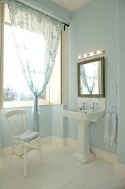 dc metro powder blue paint color bathroom contemporary with wall
