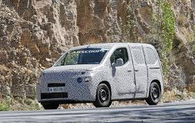 peugeot bipper interior 2018 citroen berlingo and peugeot partner vans get 3008 u0027s upscale