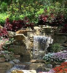 Waterfall Backyard Diy Backyard Fountains Waterfalls Backyard Fountains And