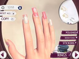nail art beauty salon game cute designs and manicure ideas for