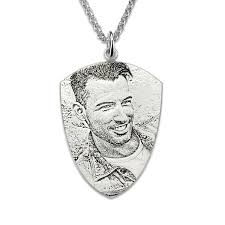 photo engraved necklace popular engraving photos buy cheap engraving photos lots from