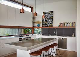 Concrete Kitchen Countertops Concrete Kitchen Countertops Concrete Kitchen Island And