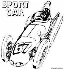 sport car coloring pages coloring pages to download and print