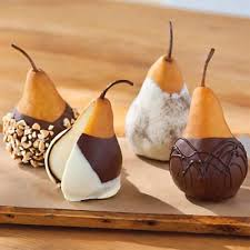 gourmet pears 40 best chocolate covered fruit images on chocolate