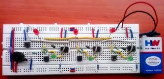 college quiz buzzer circuit diagram using 555 timer ic
