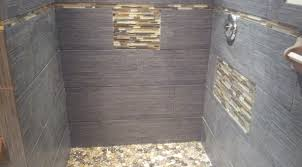 shower installing tile shower pan brilliant u201a startling tile