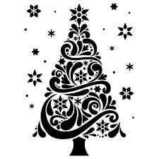 christmas christmas tree embossingr chronically creative card