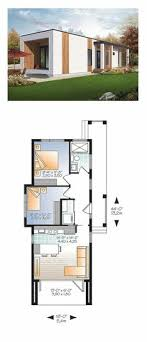 modern house design plans plan 80878pm dramatic contemporary with second floor deck