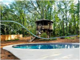 backyards cozy amazing picture of backyard zip line post design