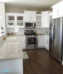 Hardwood Floor Kitchen 85 Best Kitchens Images On Pinterest Home Decor Kitchen And