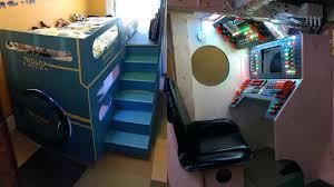 Spaceship Bedroom   spaceship bedroom rocket or spaceship bed for boys bedroom spaceship