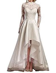 high low wedding dress with sleeves high low wedding dresses wedding clothing