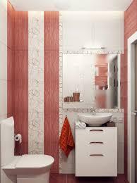 Bathroom Decoration Red White Bathroom Decor Interior Design Ideas