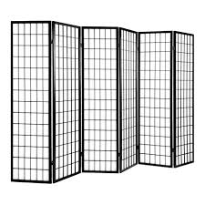 panel room divider 6 panel room divider 6 ft black 6 panel room divider chls 6p blk