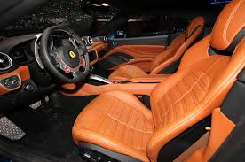 Ferrari F12 Interior - 2015 ferrari f12 berlinetta spyder new overview 26333