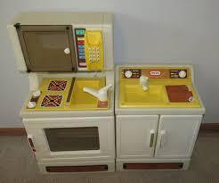 Little Tikes Toy Chest Vintage Little Tikes Kitchen Oven Dishwasher Pretend Play Child