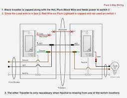 wiring diagram for a two way switch two way lighting circuit