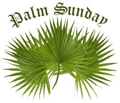 palm for palm sunday palm sunday clip 3 clipartix