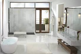 Open Bathroom Concept by Moen T393 Align Two Handle Non Diverter Roman Tub Faucet Chrome