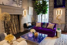 design house interiors york decorators on display at the kips bay show house bays l shades