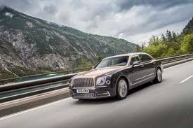 bentley bentley the bentley mulsanne is going electric says report automobile