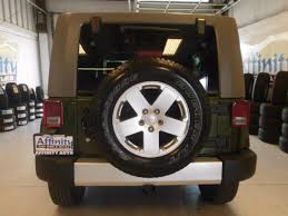 jeep wrangler unlimited wheel and tire packages 2008 jeep wrangler unlimited 4x4 4dr suv w side airbag