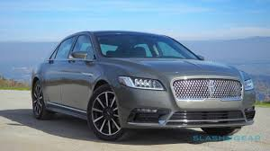 lincoln continental 2017 lincoln continental awd reserve review american cheese