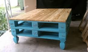 Painted Wood Coffee Table Painted Pallet Coffee Table Photo Pallet Wood Coffee Painted With