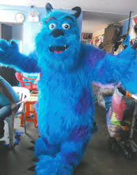 sully costume monsters inc sully mascot costume costume