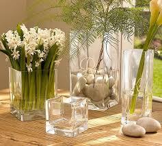 Square Glass Vase Square Glass Vases
