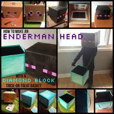 Enderman Halloween Costume Enderman