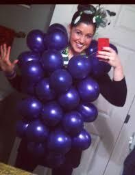 what a grape costume nichole r smith