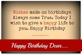 Happy Birthday Quotes Adorable Happy Birthday Quotes For Him Friend Funny