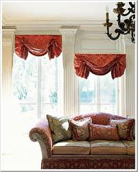 Making A Valance Window Treatment How High To Hang Curtains Sawdust