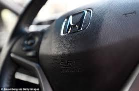 honda accord airbags regulator warns of grave airbag recall for 313k hondas and